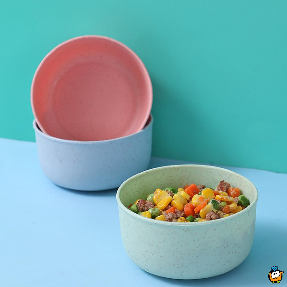 Classic bowl - klasične činije