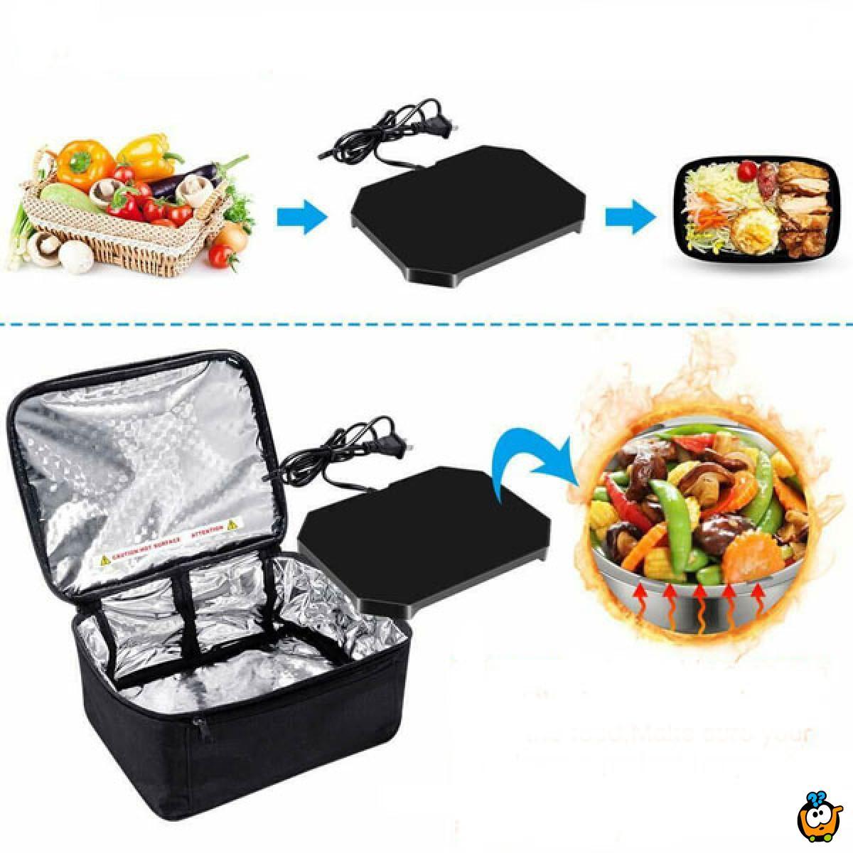 Električni transporter hrane