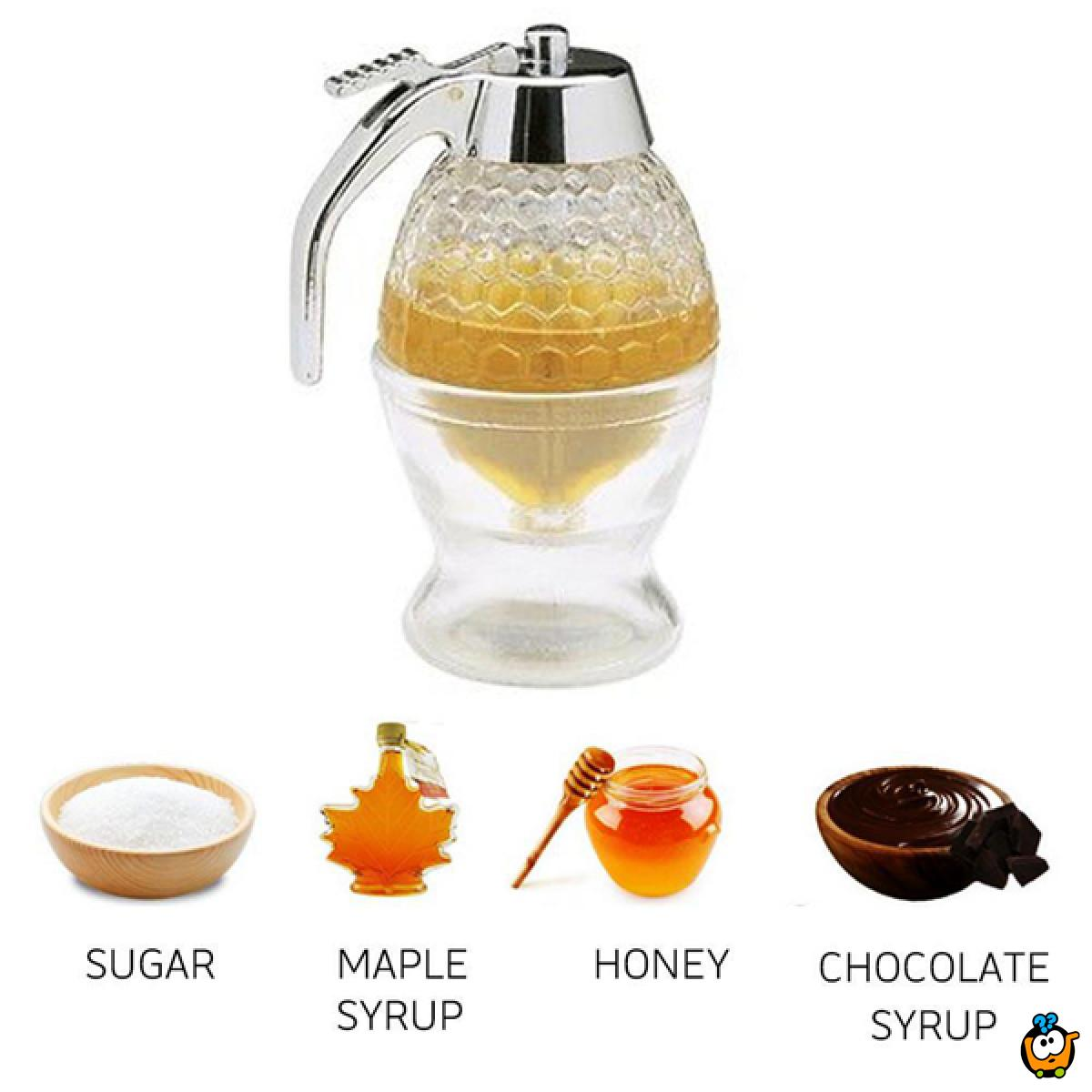 Honey dispenser- Dozer za med