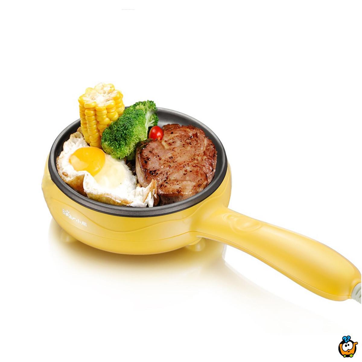 ElektričnI tiganj za kuvanje hrane