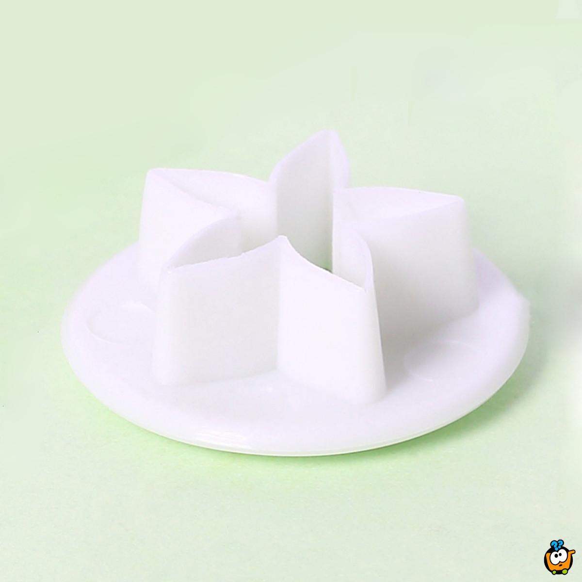 Set od 37 delova za ukrašavanje torti