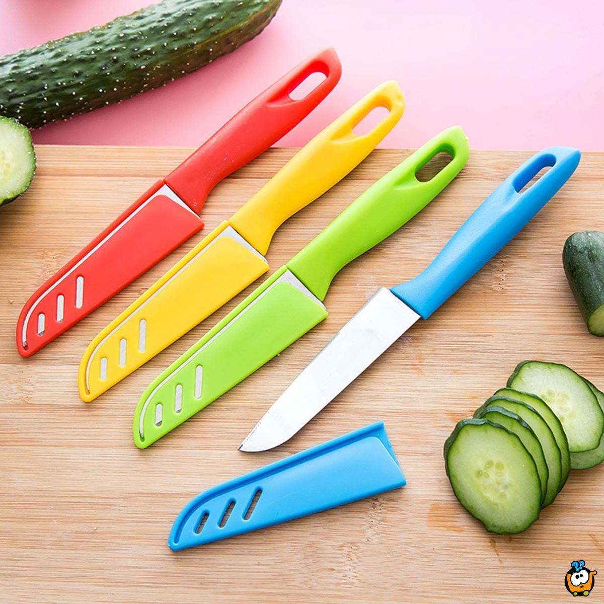 Plastični noževi sa zaštitnim delom