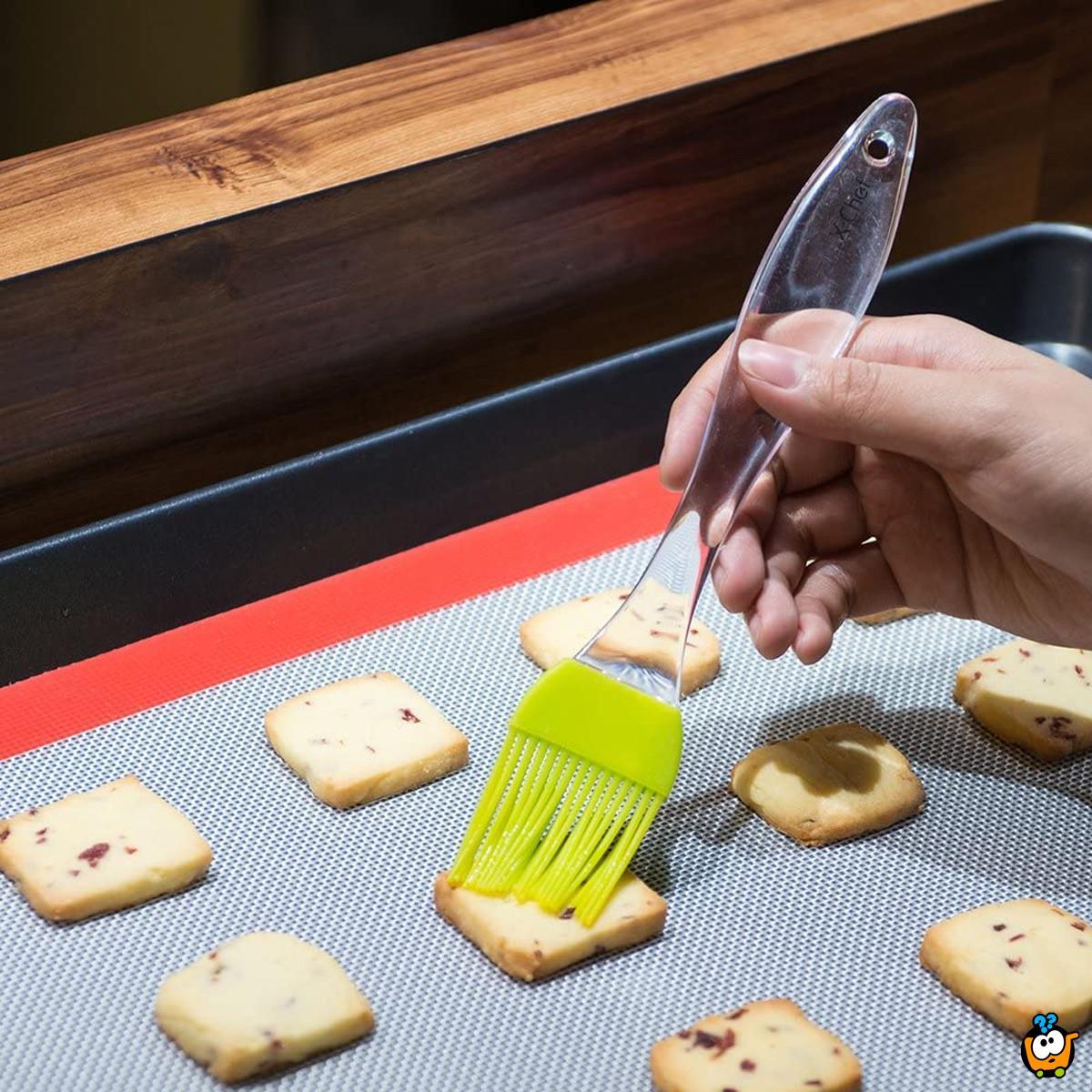 Silikonska četkica za premazivanje hrane