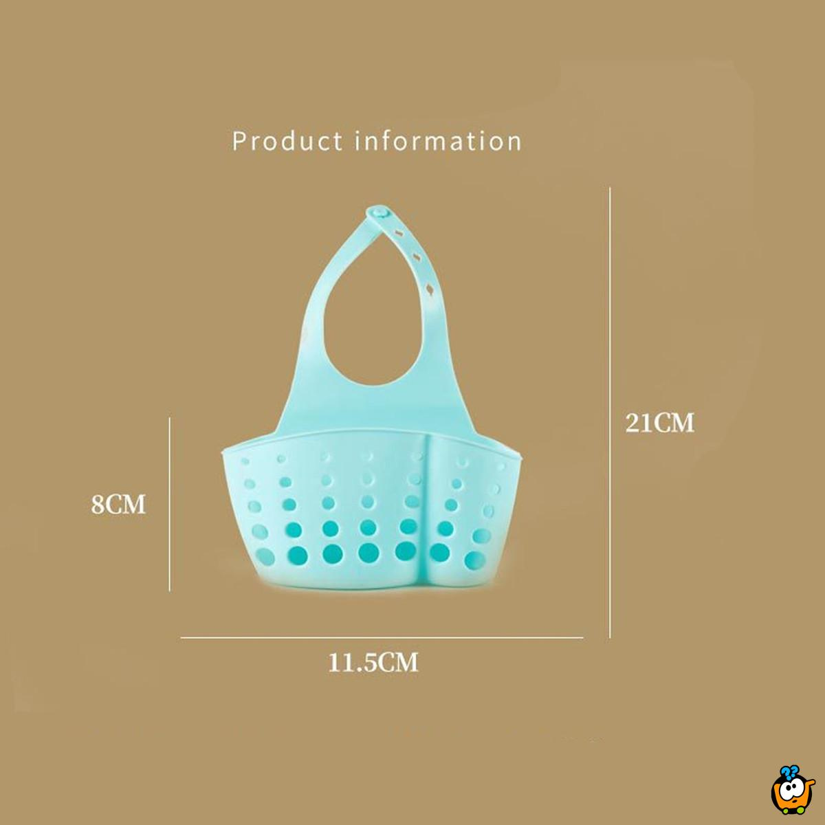 Fleksibilni držač za kuhinju ili kupatilo