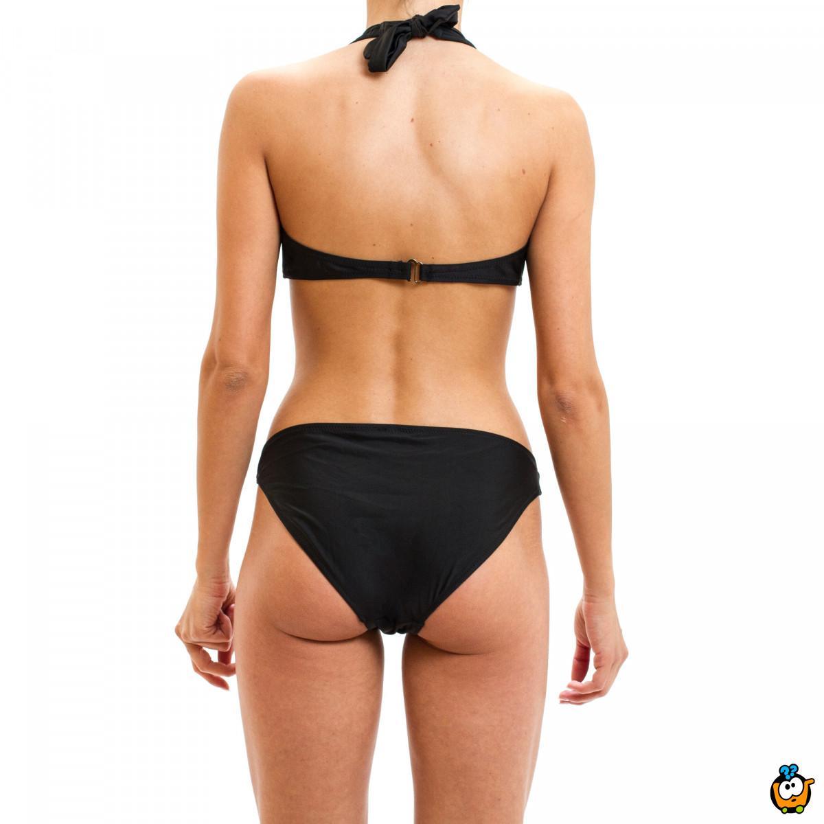 Dvodelni ženski kupaći kostim - BUST UP BLACK