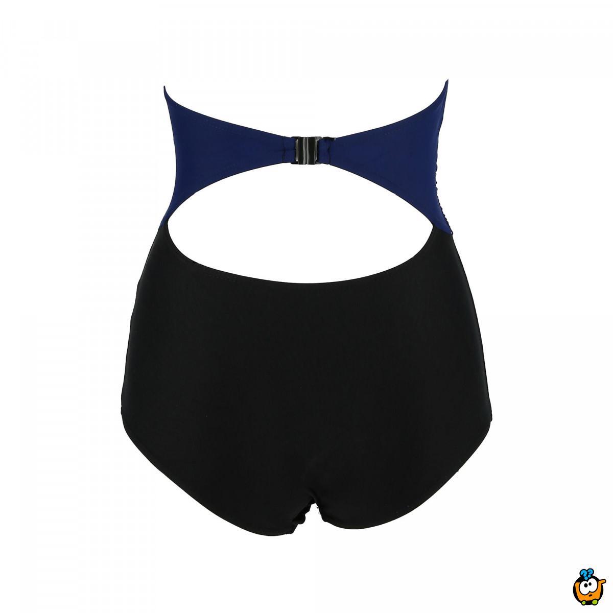 Jednodelni ženski kupaći kostim- 2TOP TIBETIAN BLUE