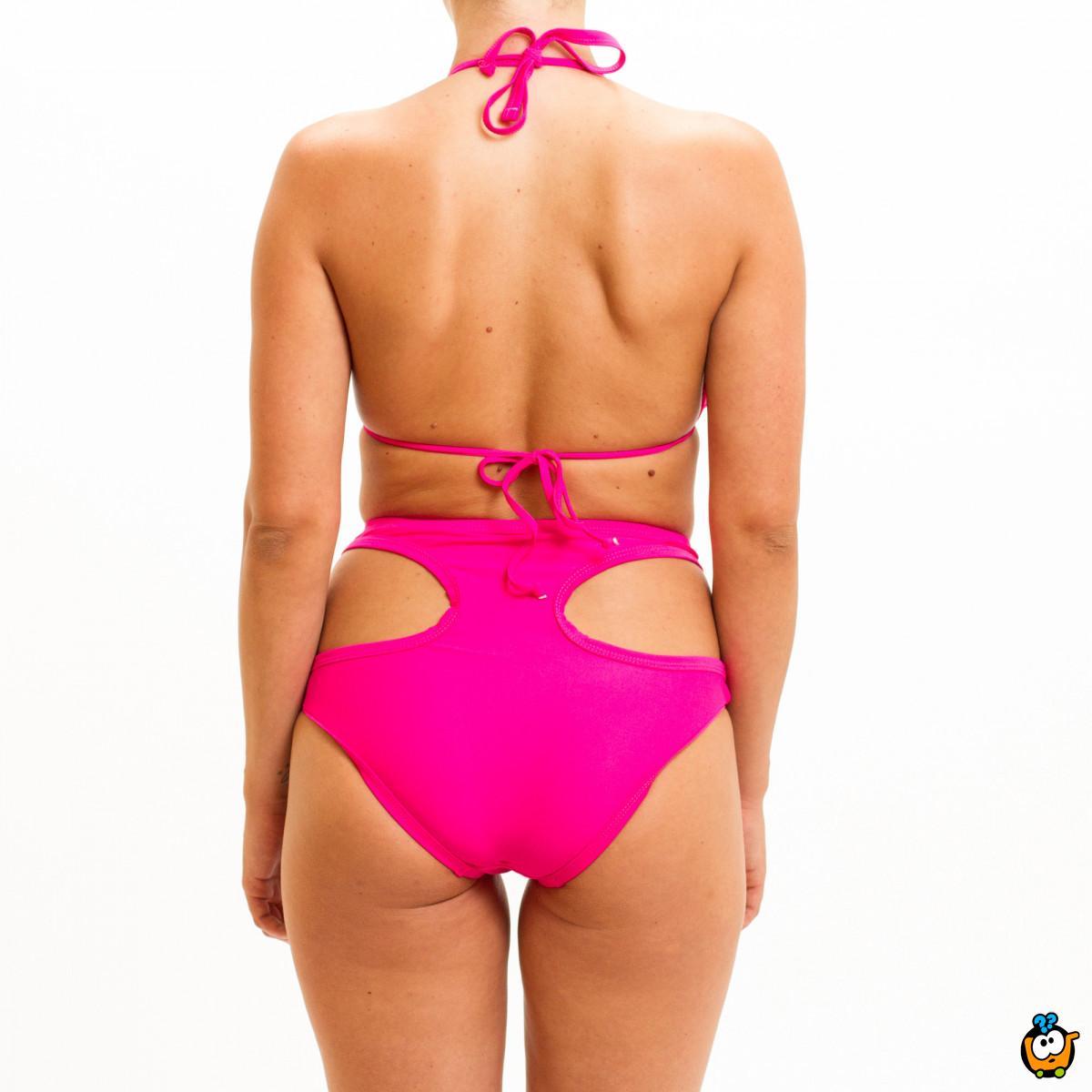 Dvodelni ženski kupaći kostim - LA SEXY PINK
