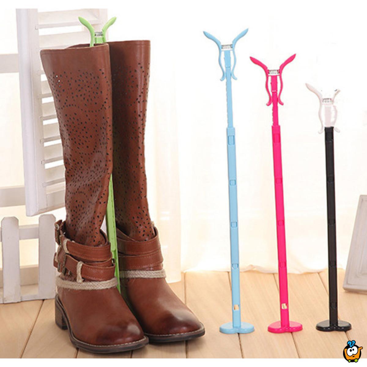 Držač čizama - za uredno organizovanu zimsku obuću