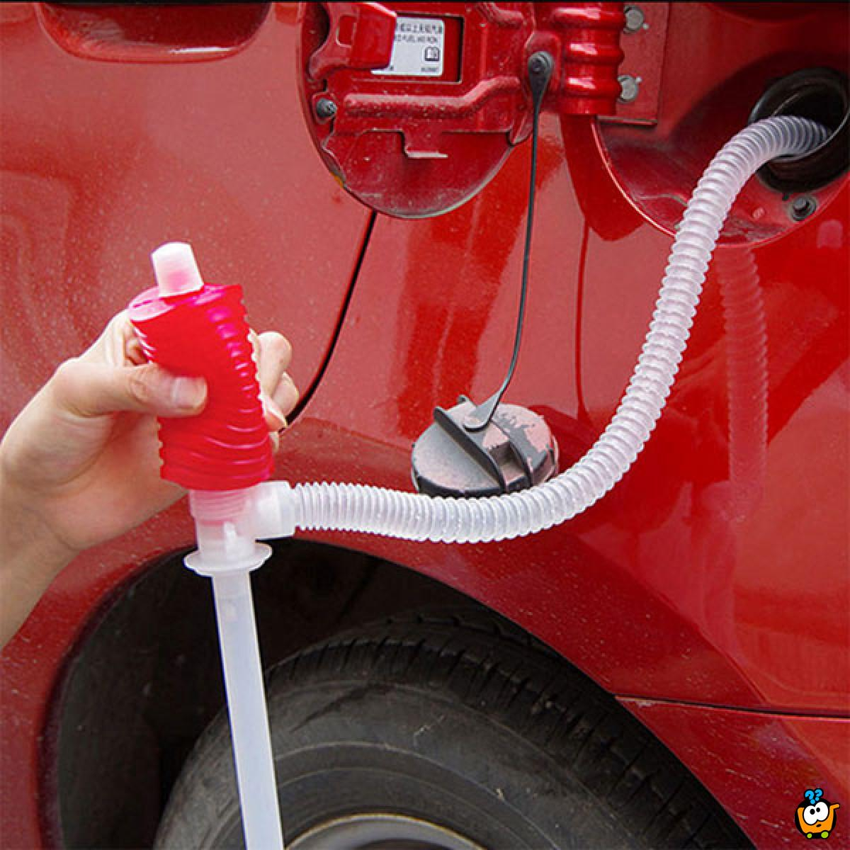 Ručna pumpa za prenos tečnosti