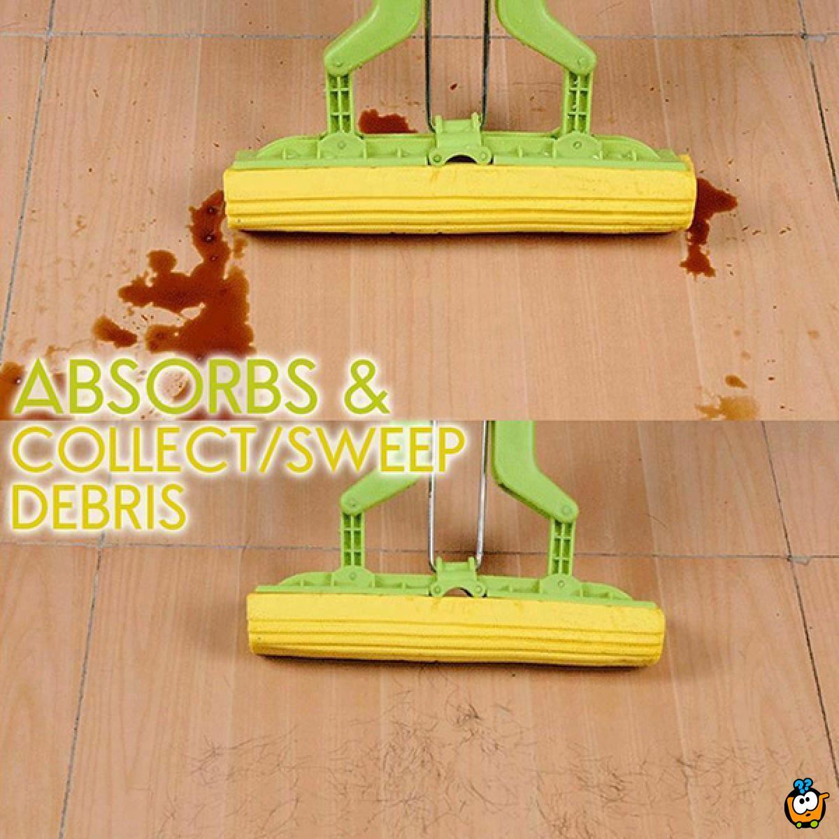 Sponge Mop - Brzoupijajući mop za glatke podove