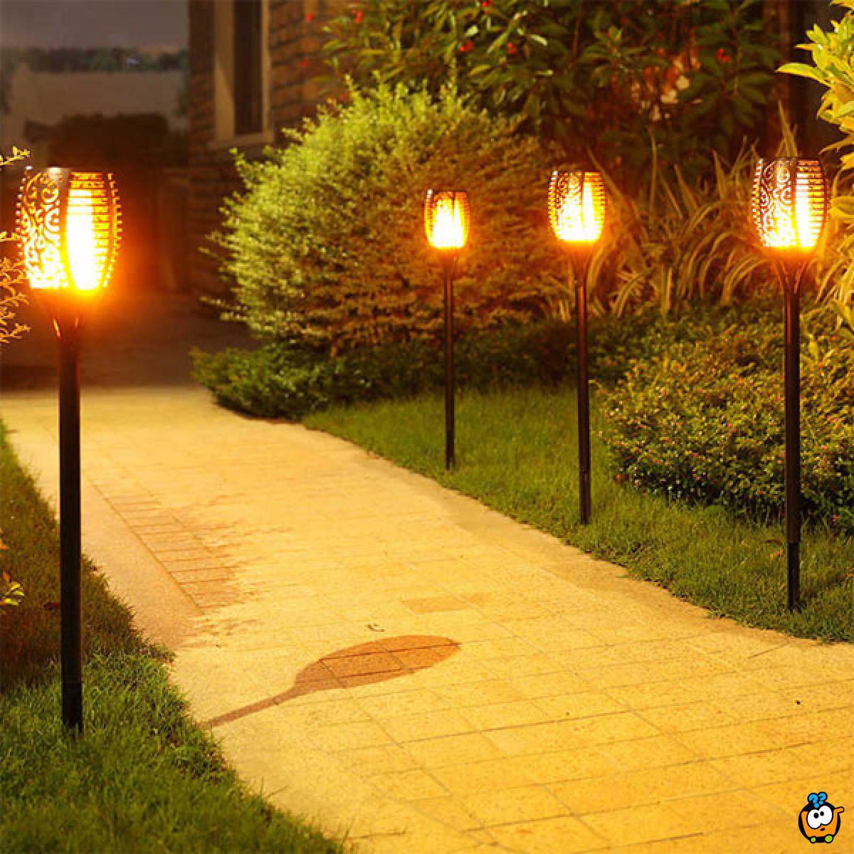 Baklja - Solarna lampa
