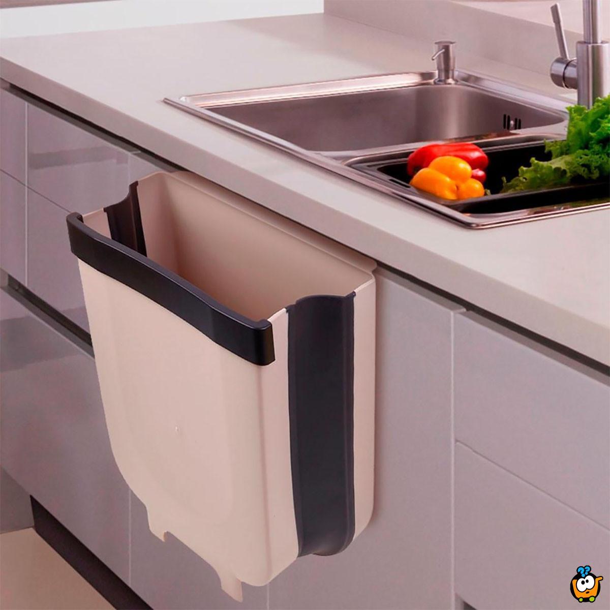 Viseća kuhinjska kanta za otpatke