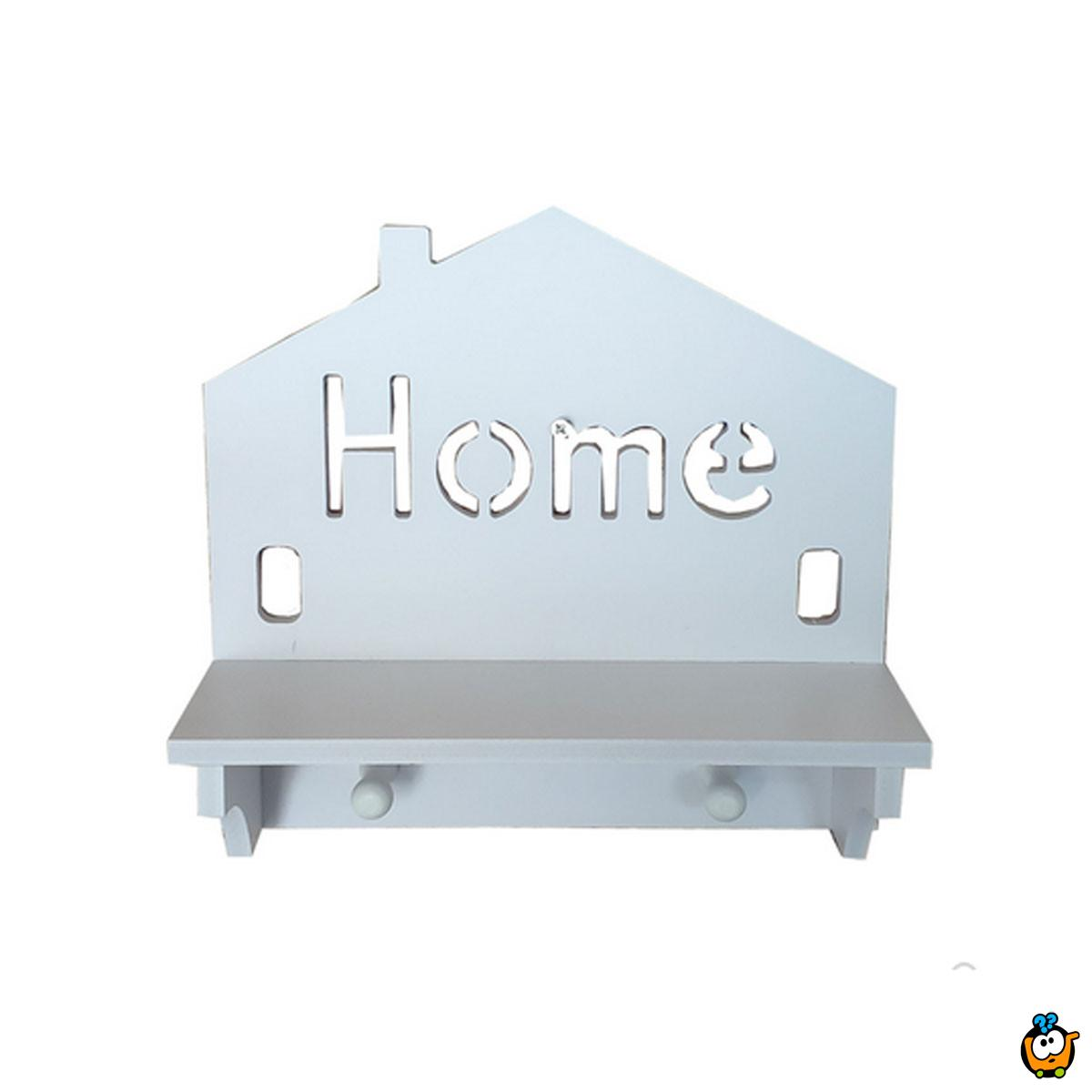 Home shelf - Ukrasna zidna polica