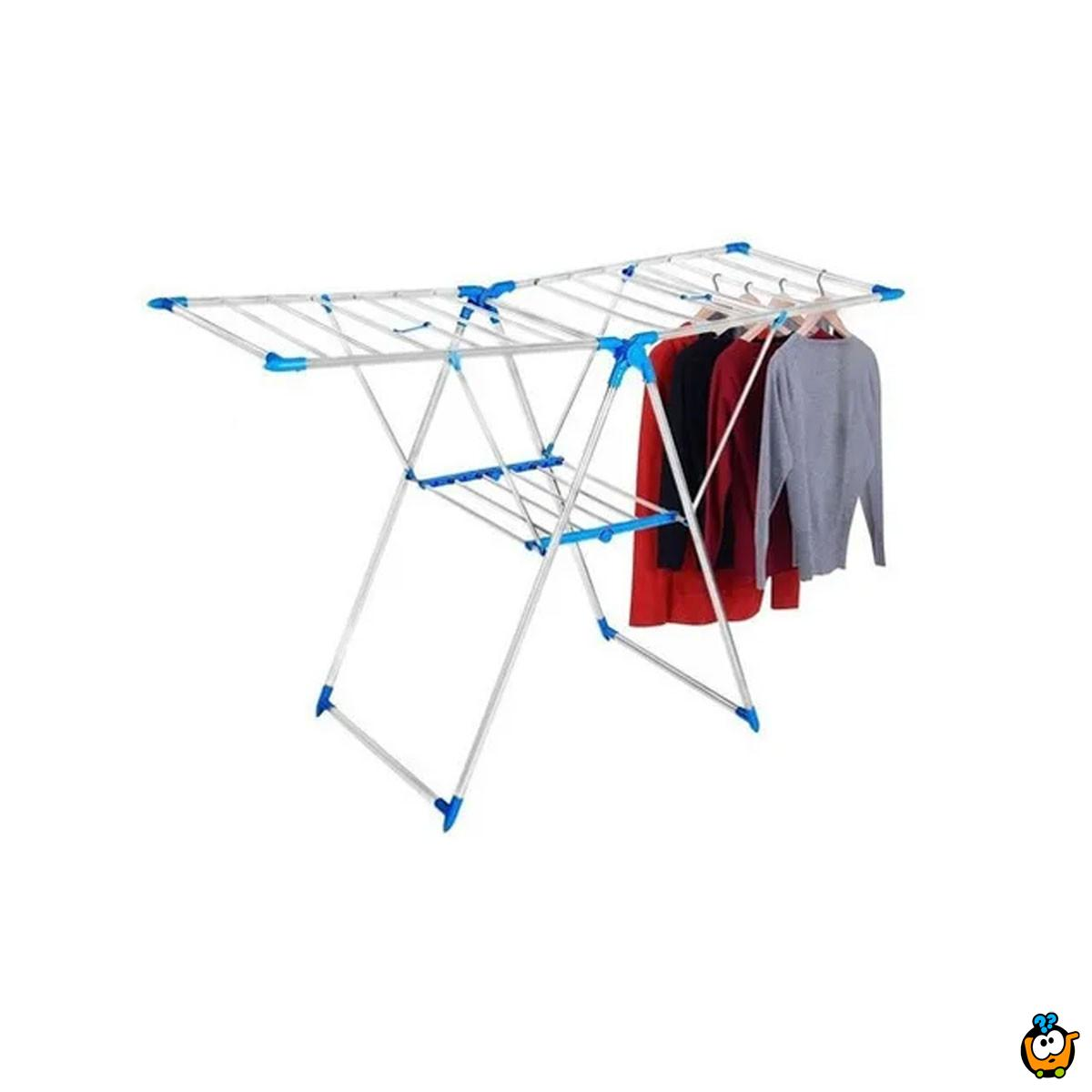 Clothes Drying Rack – Praktična sklopiva sušilica za odecu