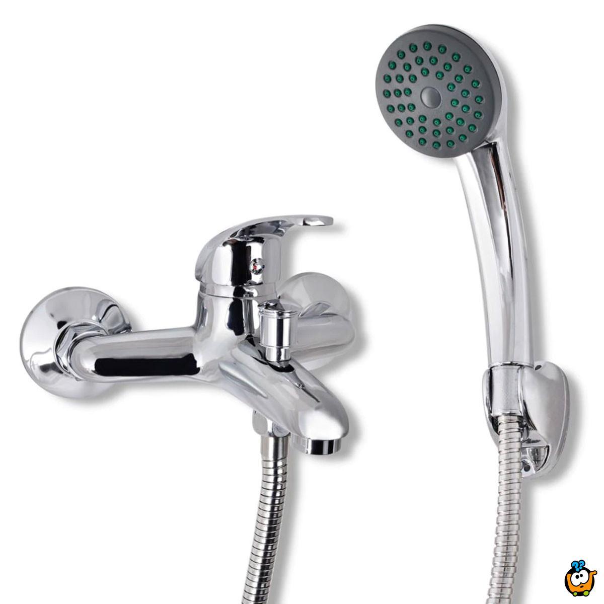 Basic Shower – Glava za tuš bateriju
