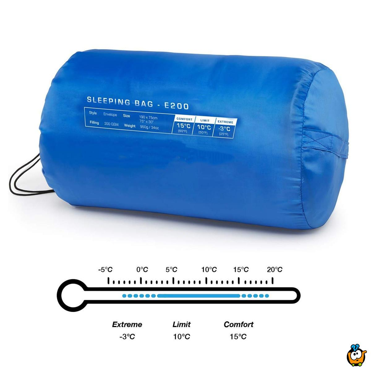 Sleeping bag-Kamp vreća za spavanje