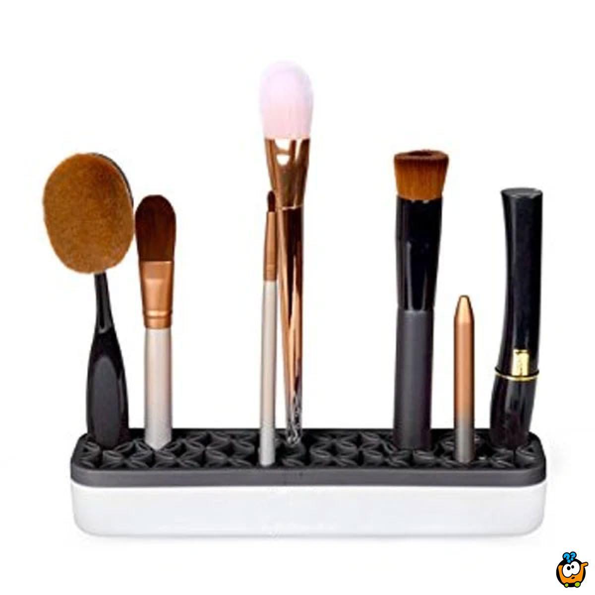 Make up organizer četkica