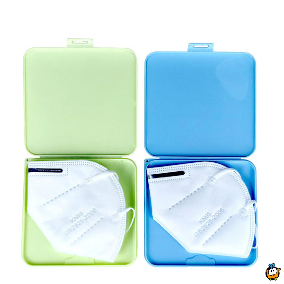 Antibakterijska kutija za maske