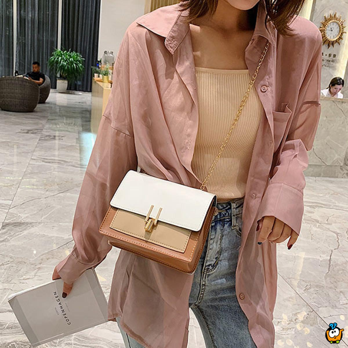 Fashion torbice u različitim bojama
