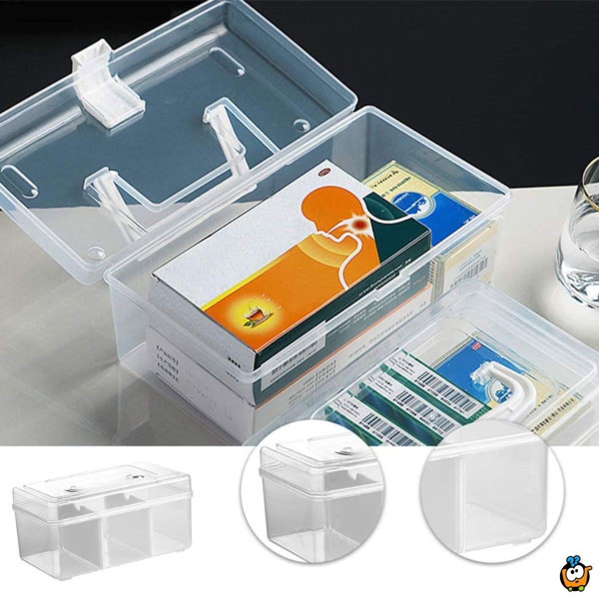 Višenamenska kutija - koferče za skladištenje sitnih stvari
