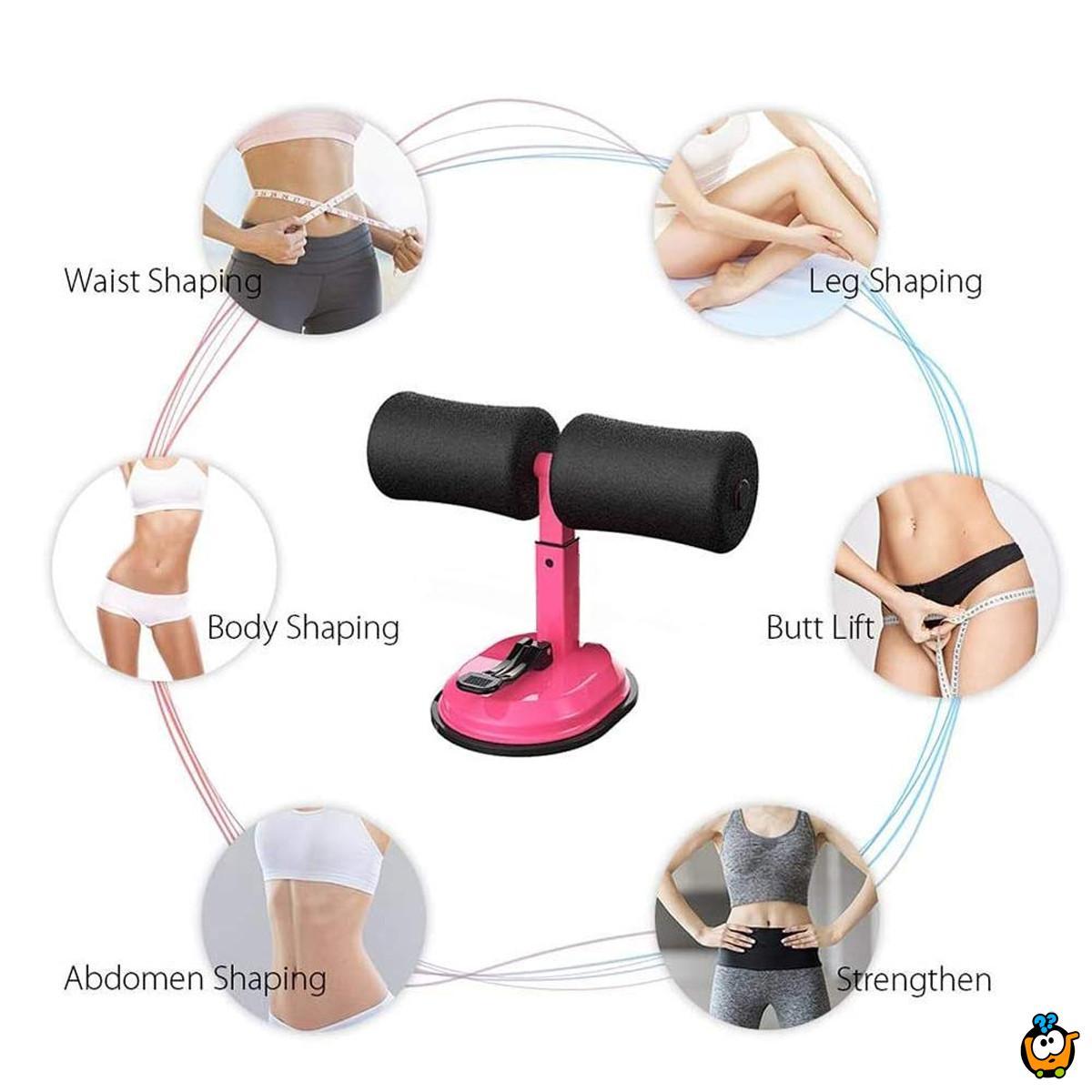 Home fitness - Sprava za pomoć pri vežbanju
