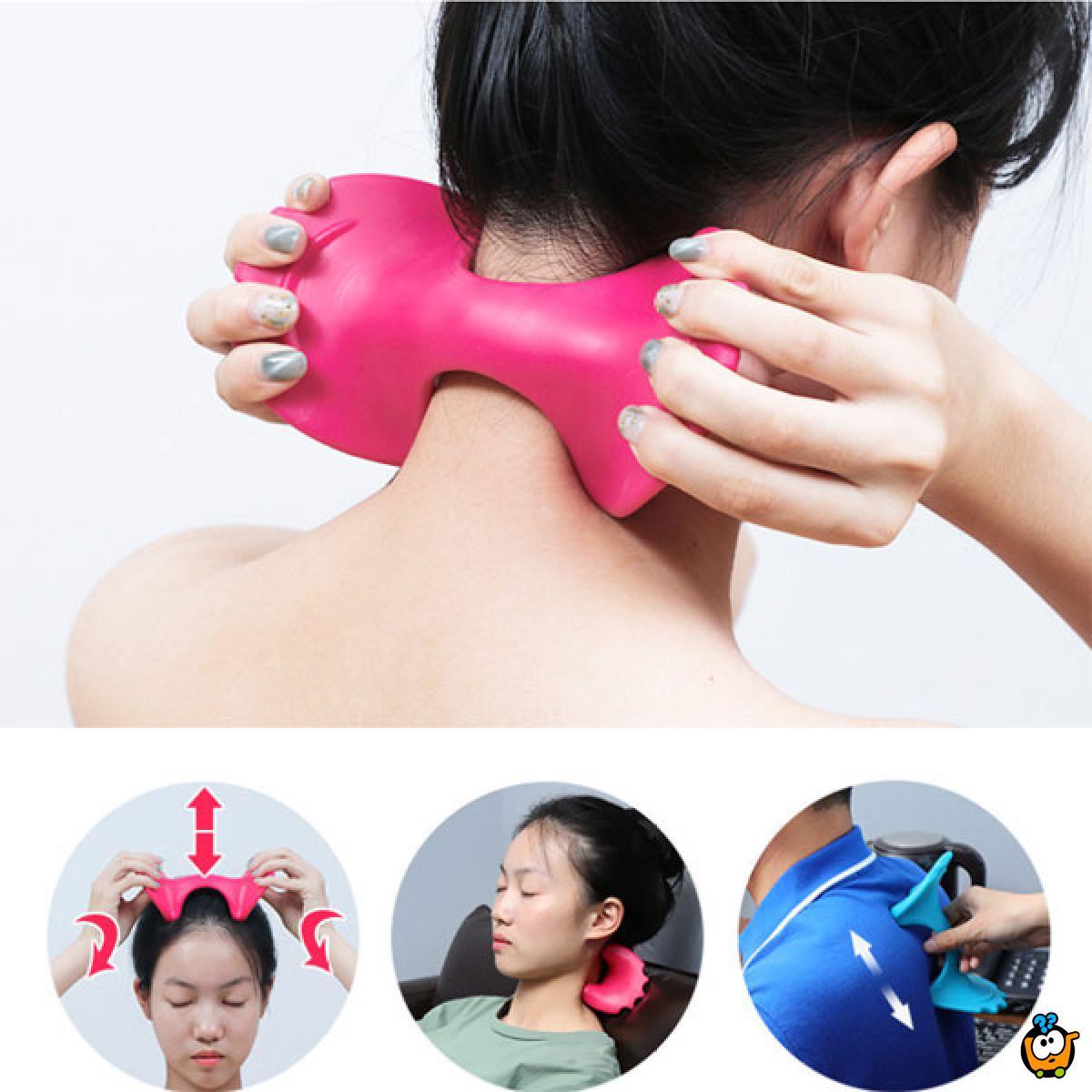 Neck relaxing massager – Fleksibilni masazer za vrat