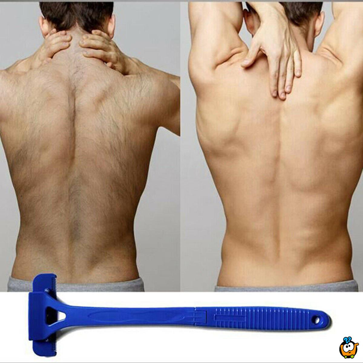 Back shaver - brijač za leđa i telo