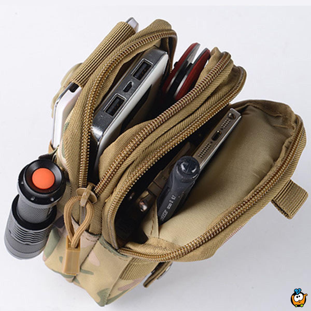 Mini military bag - kompaktna torbica