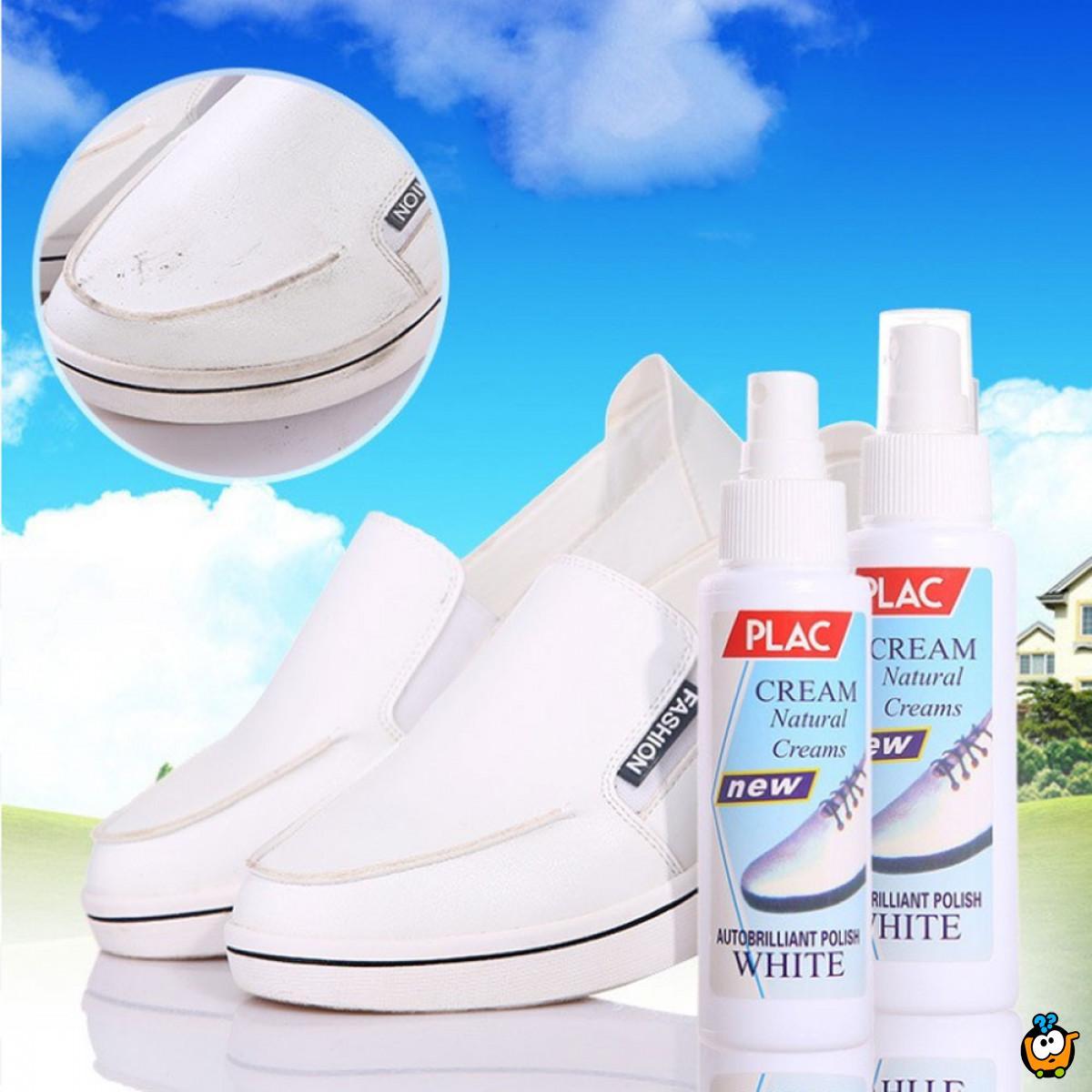 WHITE SHOES CLEANER - Magičan sprej za čisto belu obuću