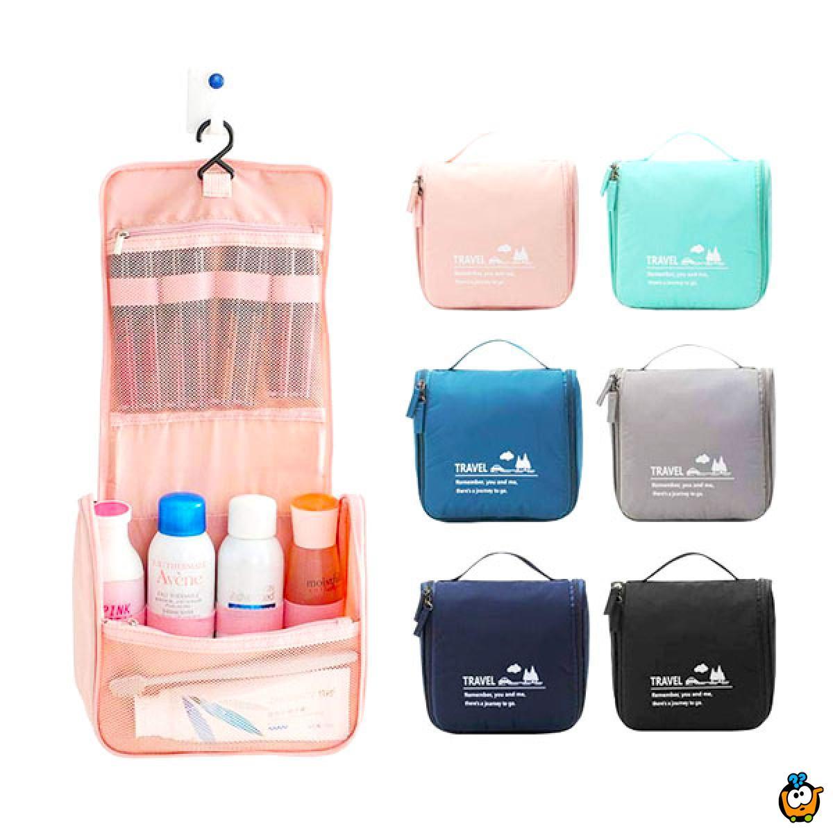 Travel Kit – torbica za organizaciju i prenos kozmetike