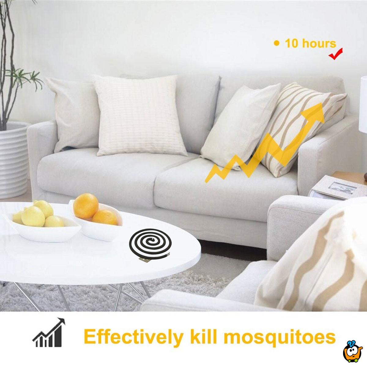 Spirala protiv komaraca