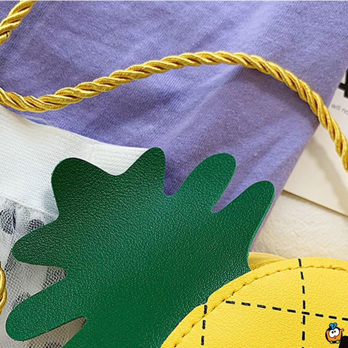 Pineapple Bag - Dečija torbica u obliku ananasa