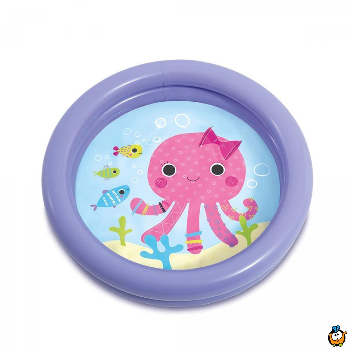 INTEX 59409NP/EP Classic baby pool - Plitak bazen za bebe vedrih boja