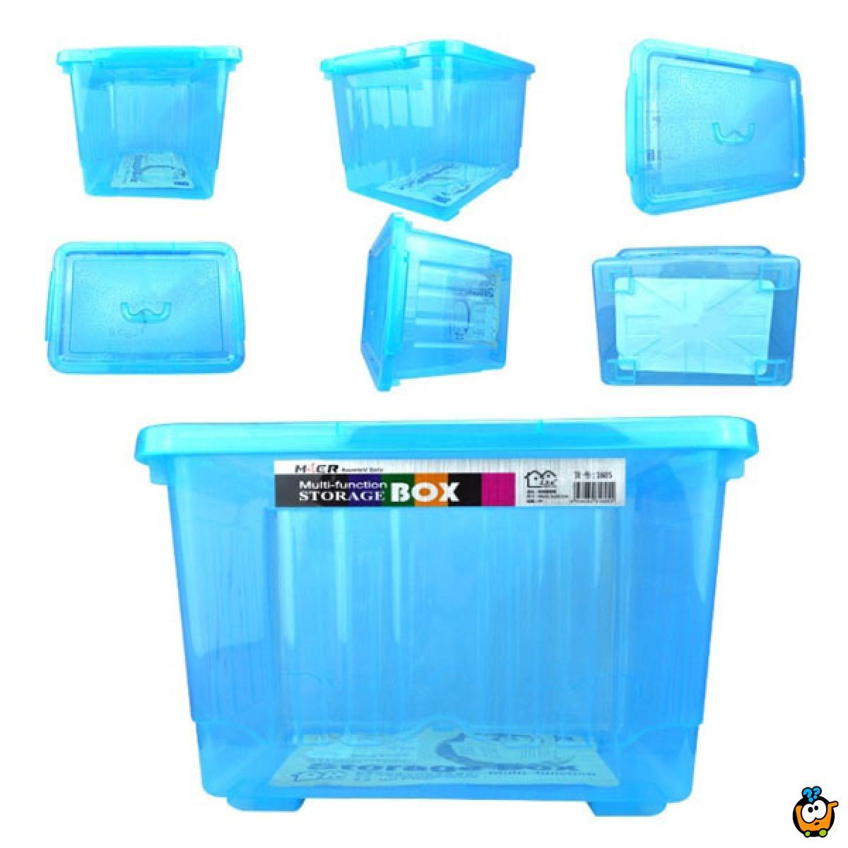 Kutija za skladištenje igračaka i ostalih stvari  23,5x16,5x14,5
