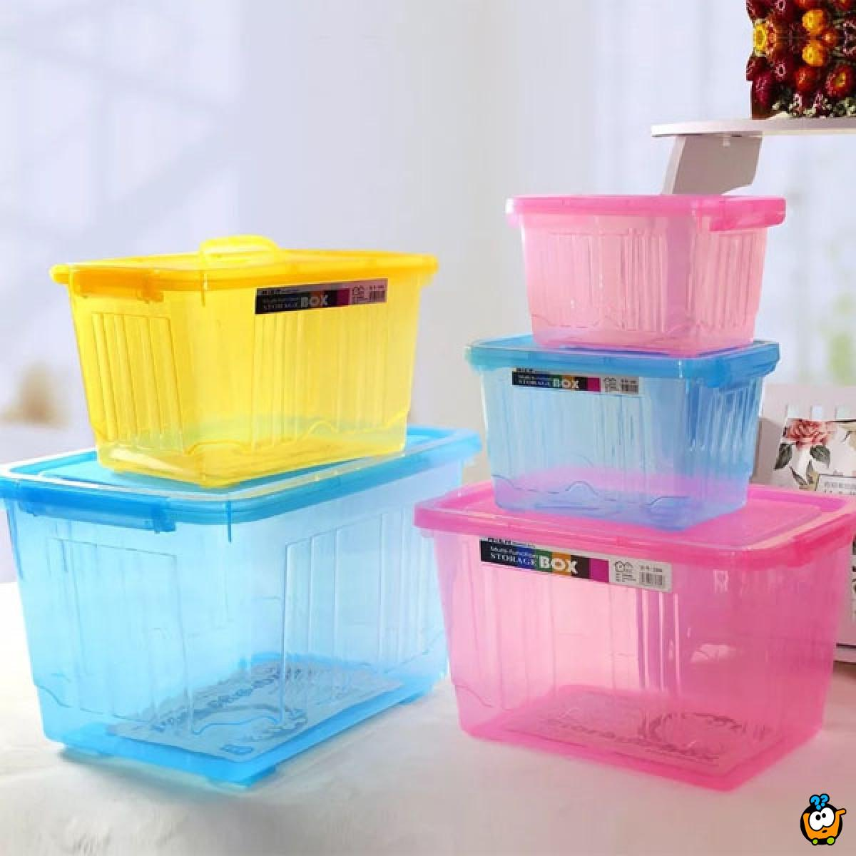Kutija za skladištenje igračaka i ostalih stvari  35x25x22