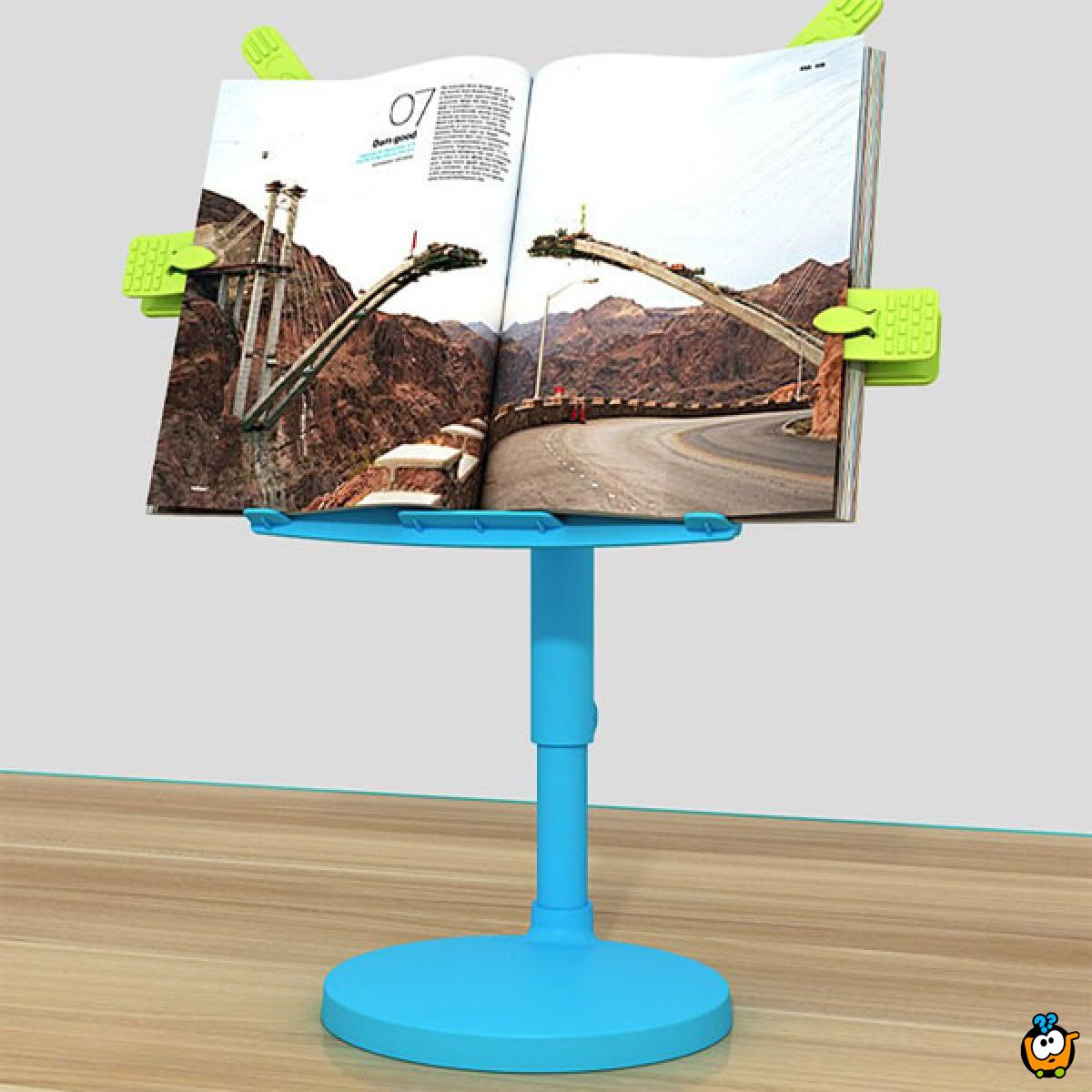 Book holder - Dečiji podesivi stalak za čitanje