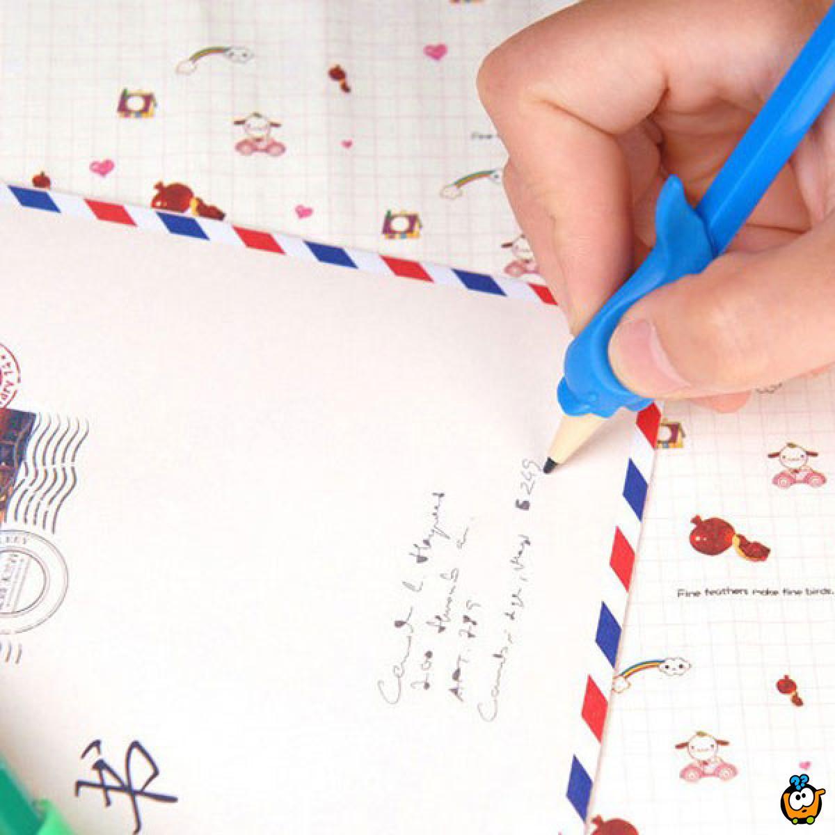 Kreativni silikonski držači olovaka i bojica