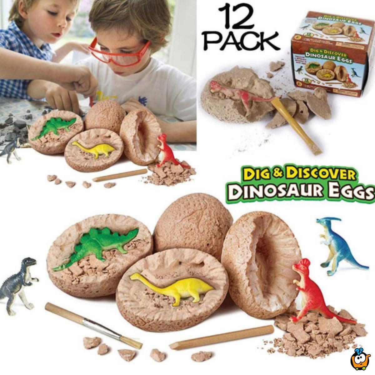 Dino Diggers - Iskopaj svog dinosaurusa
