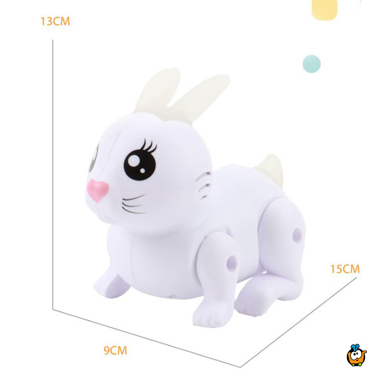 Rabbit lamp - Lampa u obliku zeke