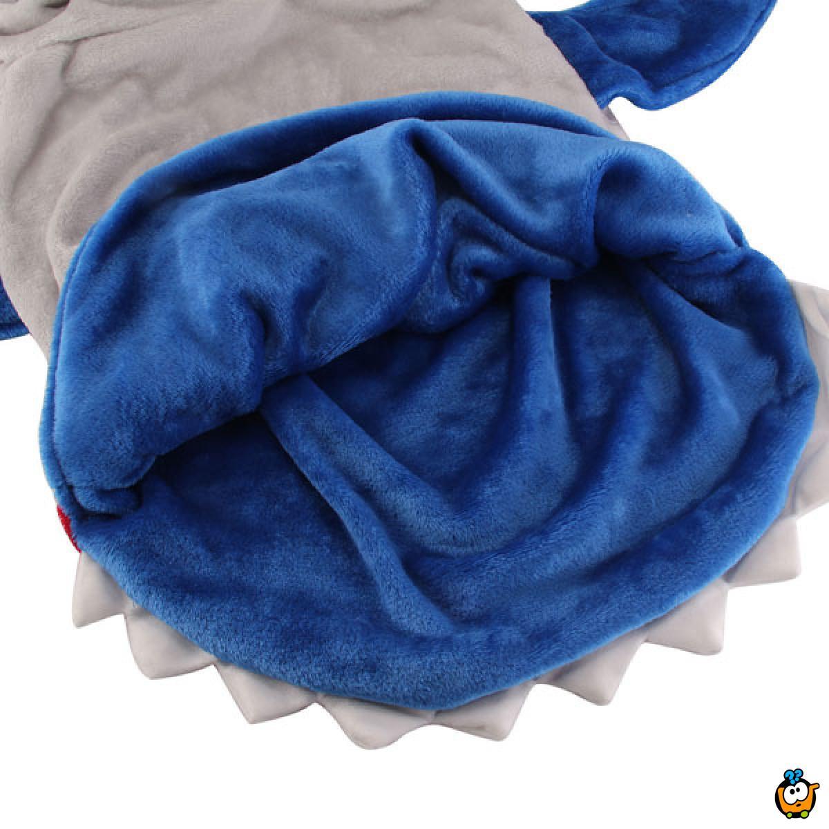 Shark Blanket - Dečije ajkula ćebe