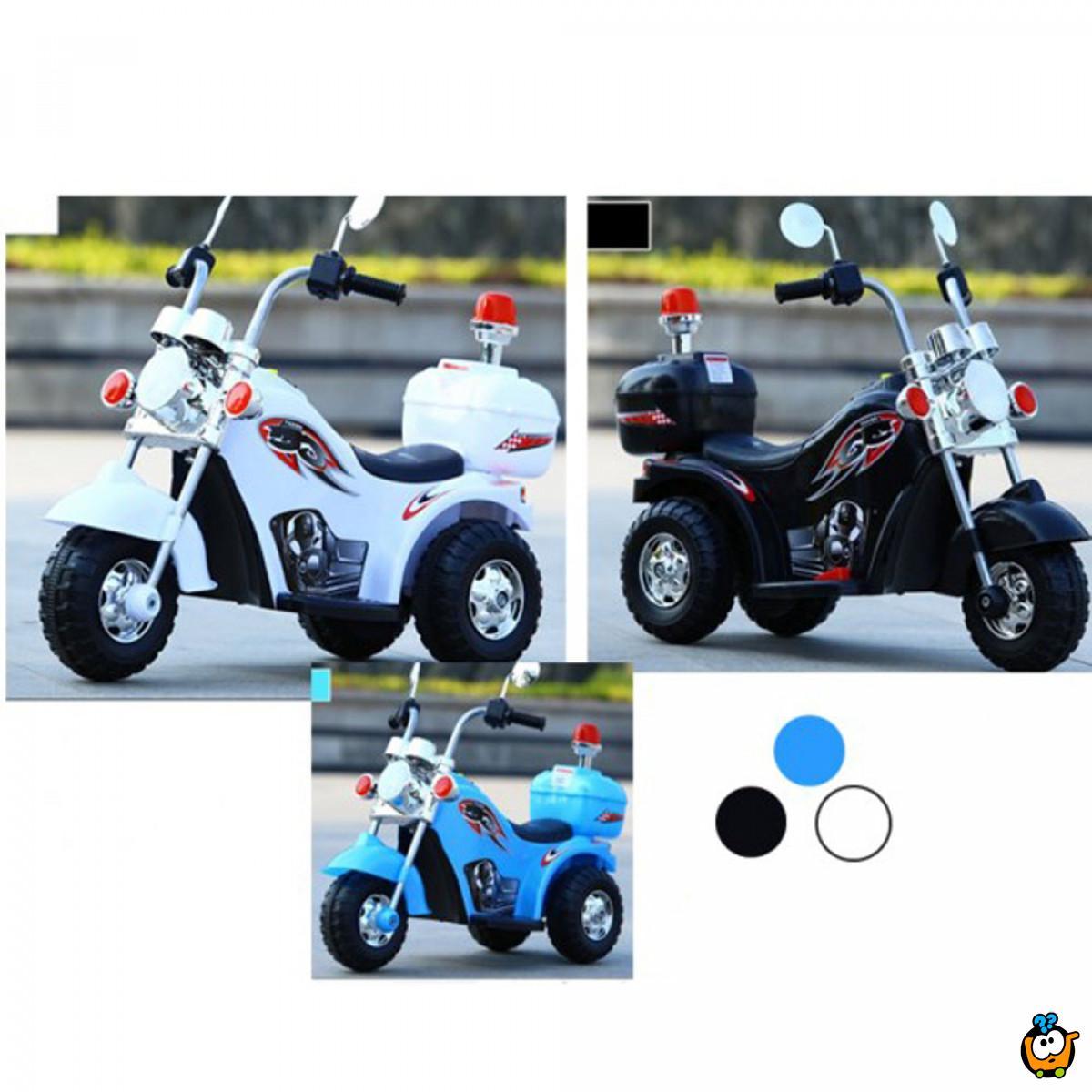 Harley mini bike - Motor za decu na akumulator