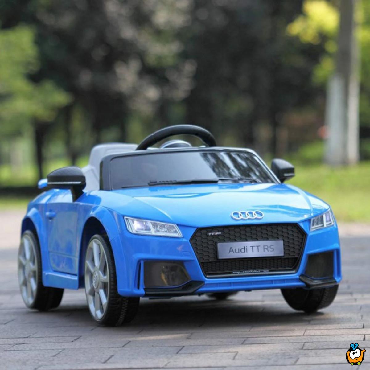 Veliki dečiji auto na akumulator Audi TTS 12V