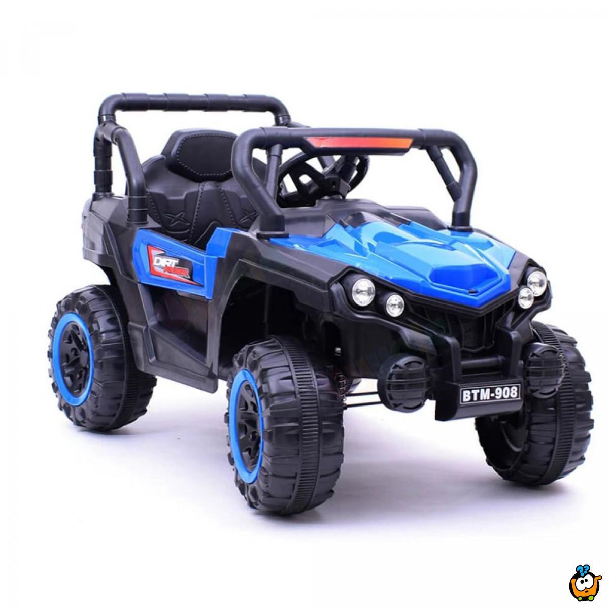 Jeep TJK-900 - Veliki dečiji električni džip na akumulator 12V