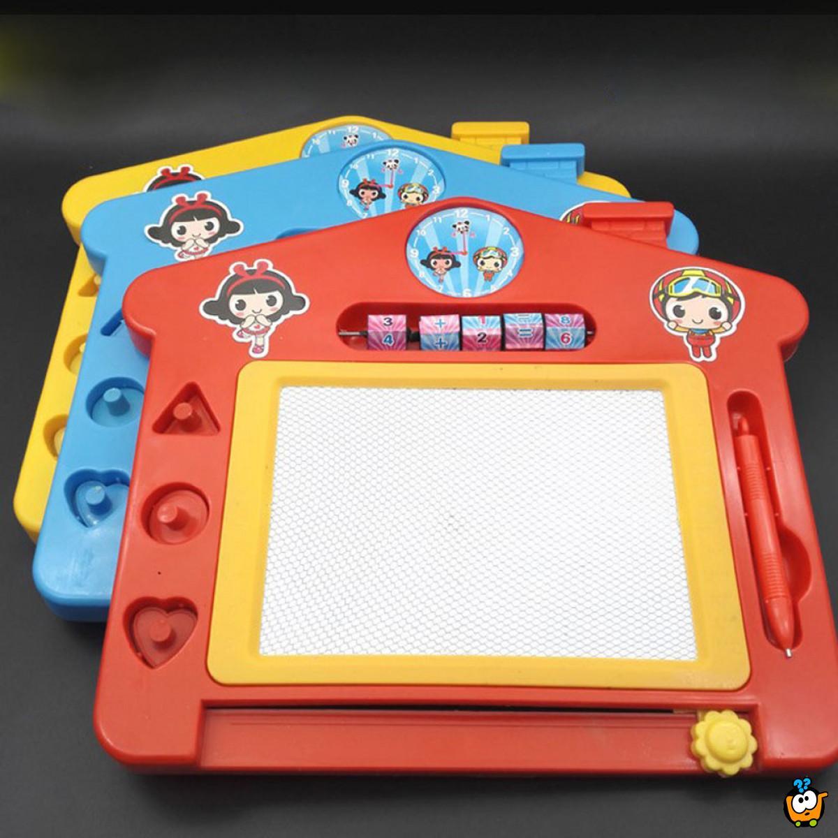 Magnetna tabla za pisanje i crtanje