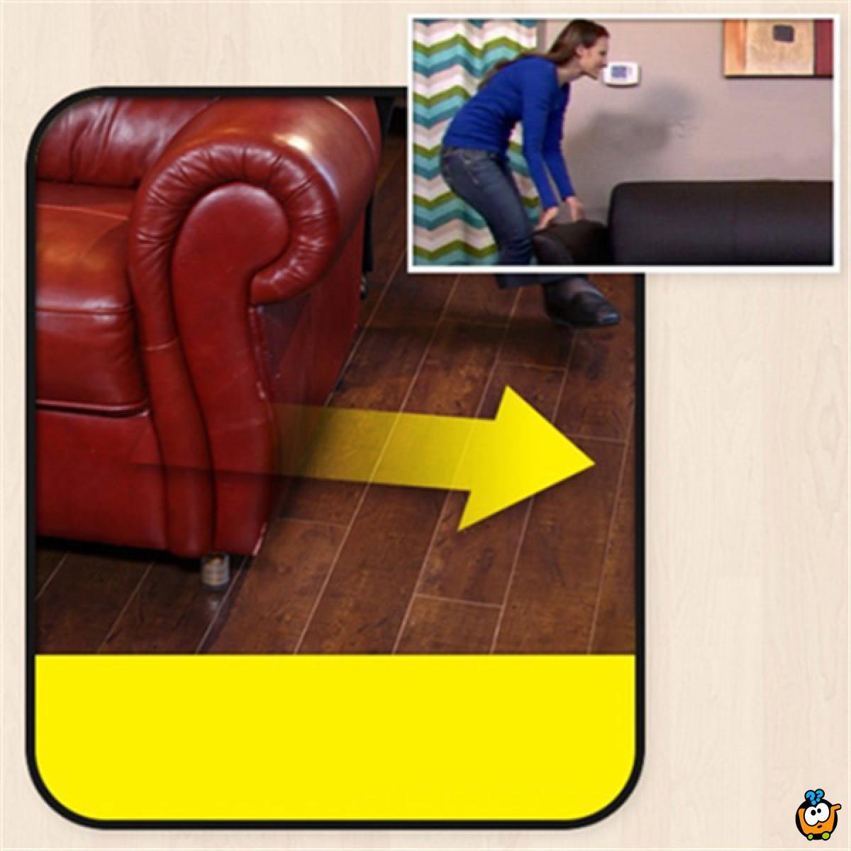 Furniture Feet - Nastavak za nogare za zaštitu podova 16 kom