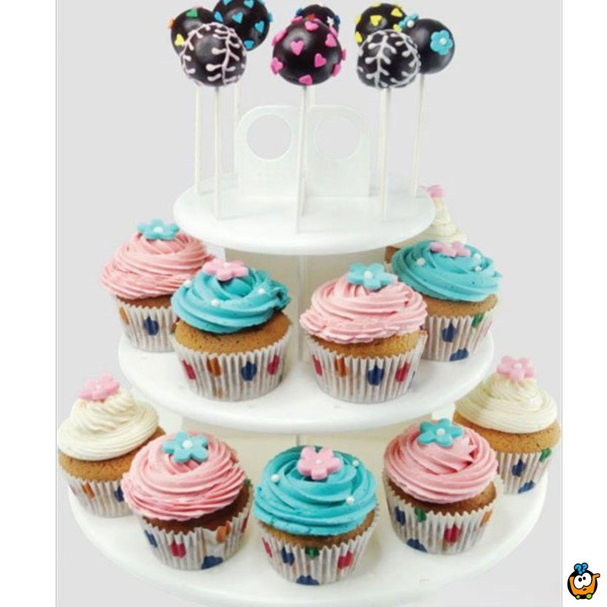 Stalak za Cake Pops i Cup Cake