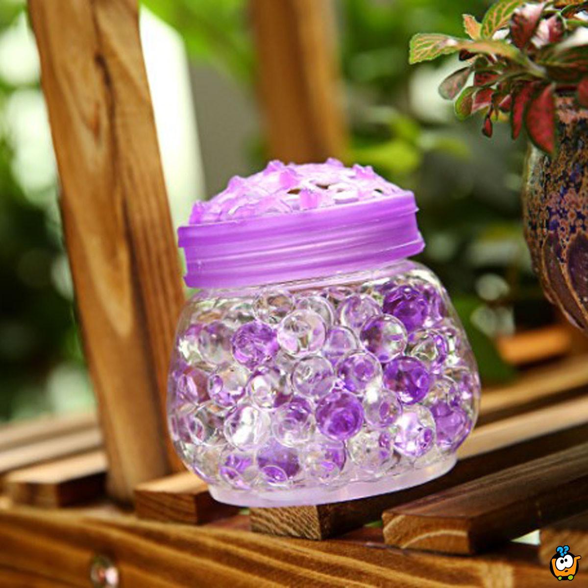 Crystal balls - Mirisne kuglice za osvežavanje prostora