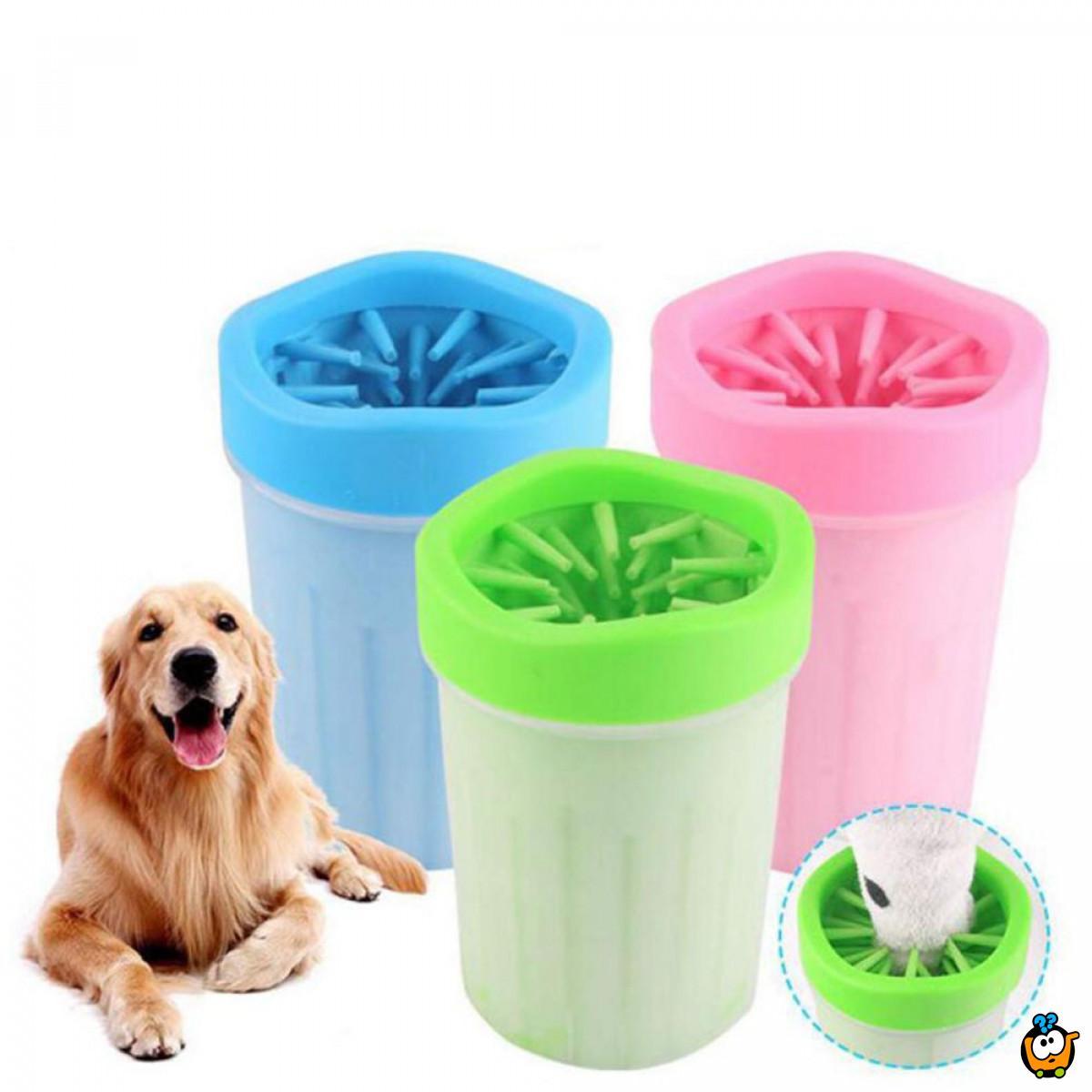 Paw Cleaner - Prenosivi čistač šapa za pse i mačke