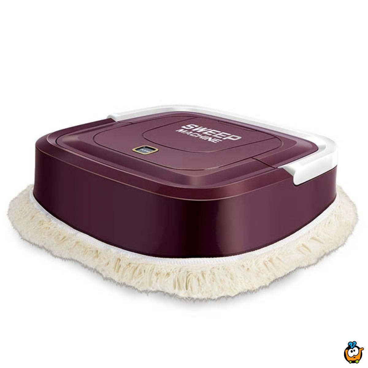 USB robo brush mashine - Automatski čistač podova