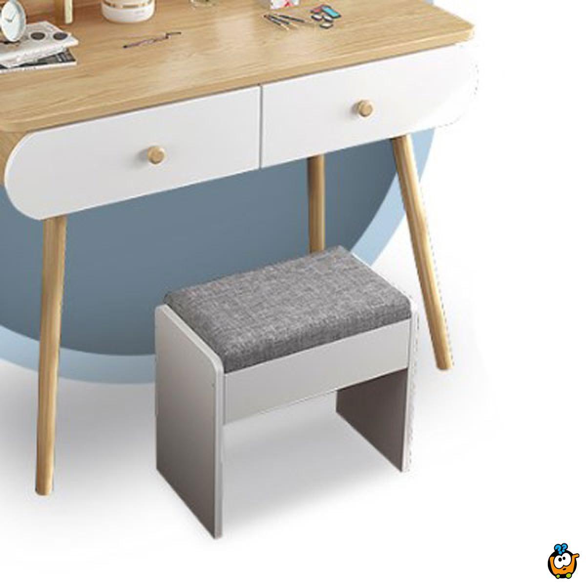 PIANO CHAIR – Mini toaletna stolica